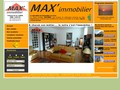 MAX IMMOBILIER AGENCE IMMOBILIERE BASEE A AJACCIO